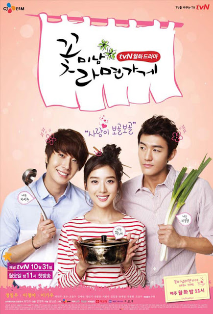 phim Flower Boy Ramyun Shop