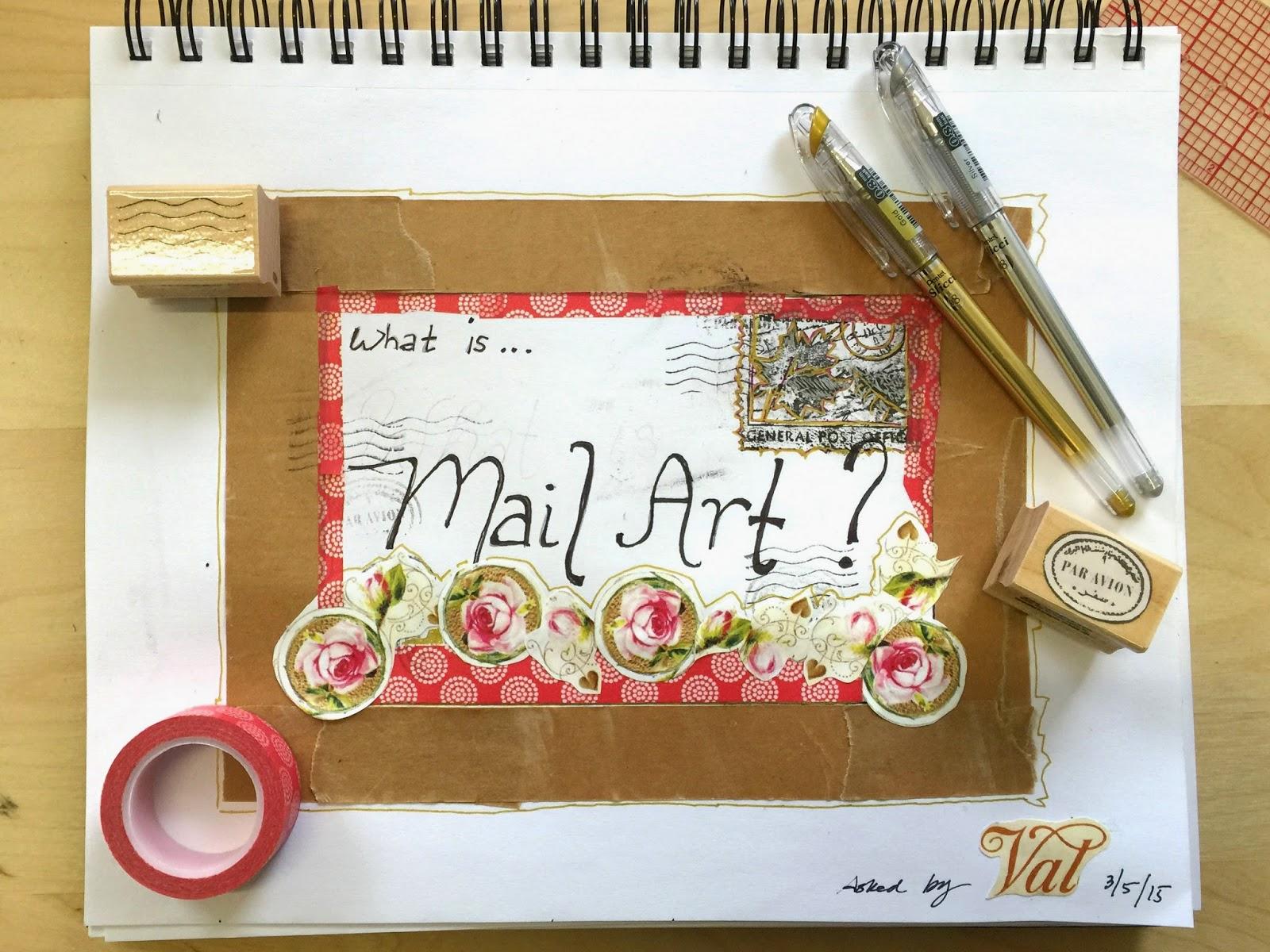 Mail Art?