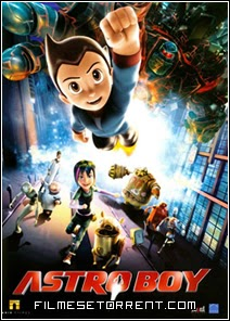 Astro Boy Torrent Dual Áudio