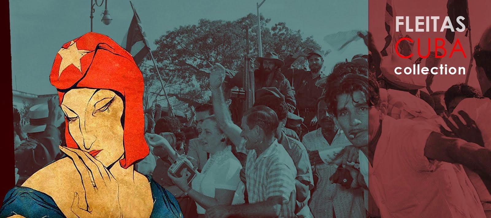 CARLOS ALBERTO FLEITAS CUBA COLLECTION