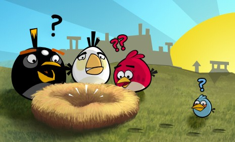 pigs of angry birds