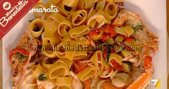Calamarata la ricetta di benedetta parodi for Ricette di benedetta parodi