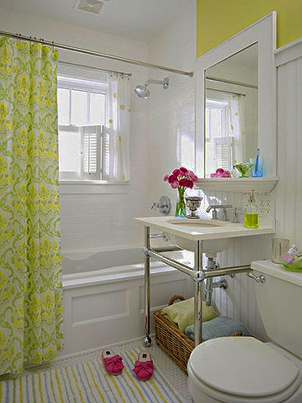 Share Your Own Tips And Tricks For Designing A Perfect Small Bathroom
