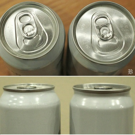 Political calculations the future of beer in aluminum for Ideo products