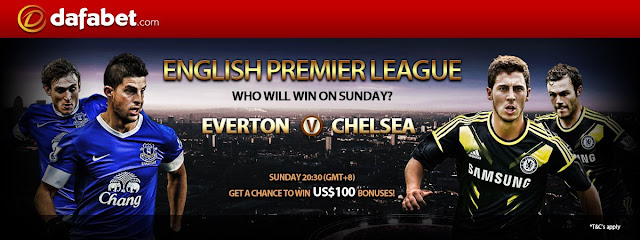 Dafabet EPL Weekly Promo on Facebook