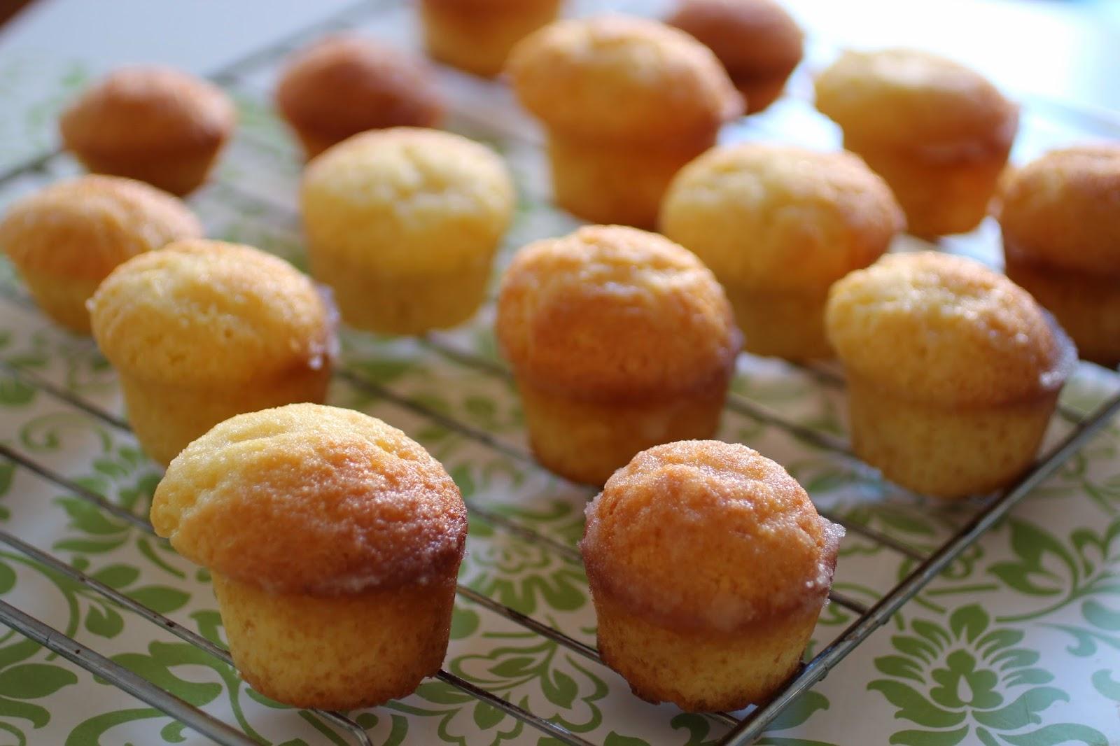 Muffins parfaits au citron