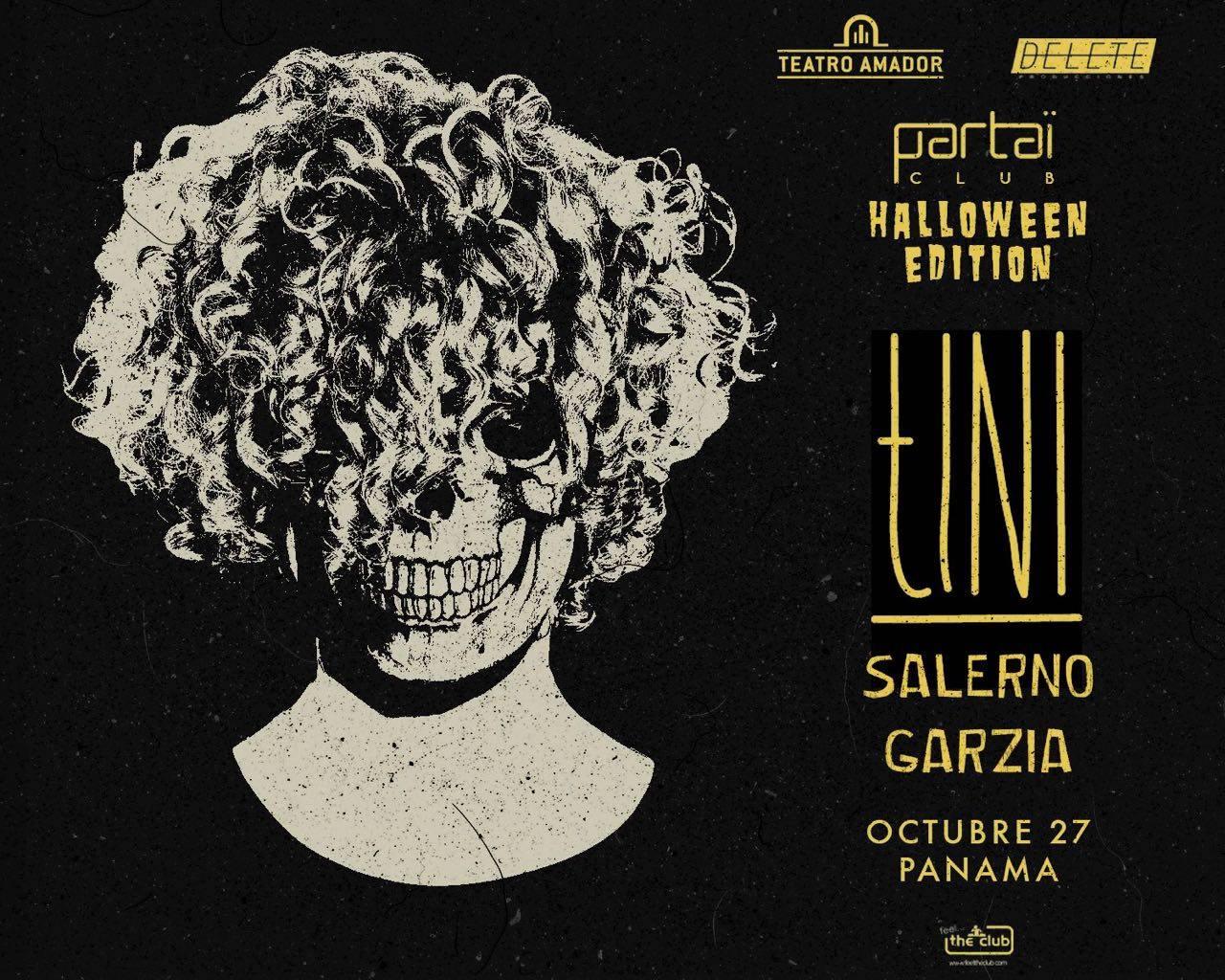 tINI - Halloween Party