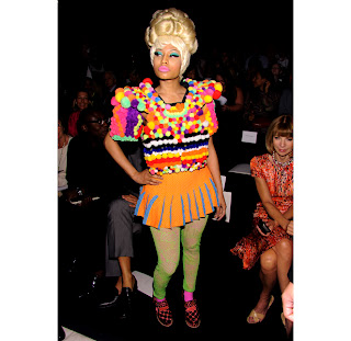 celebrity today nicki minajs 25 most outrageous outfits