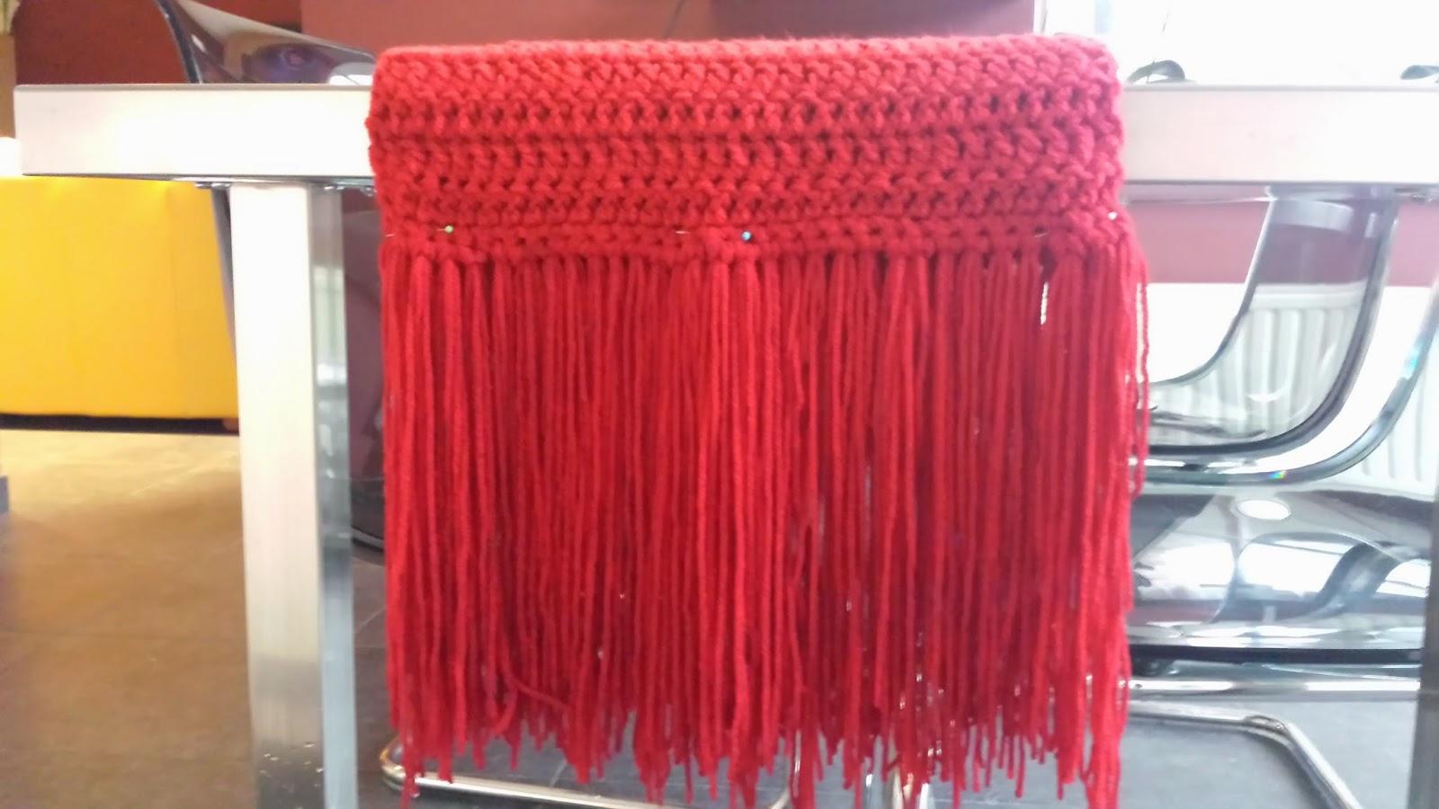 fransjes gehaakte sjaal