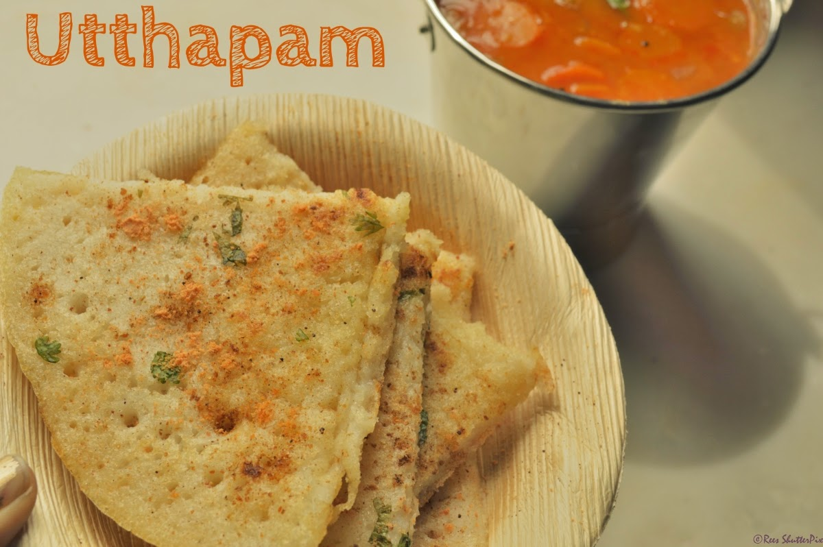 how to make utthapam recipe at home