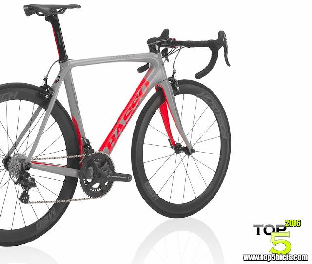 BASSO DIAMANTE, una bici de lujo para 2016