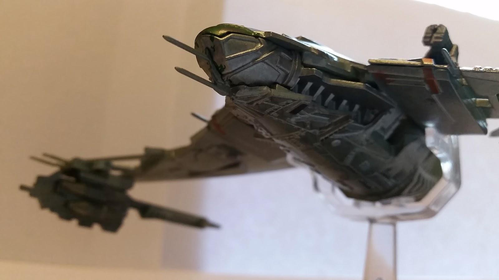 Klingon Bird Of Prey Into Darkness