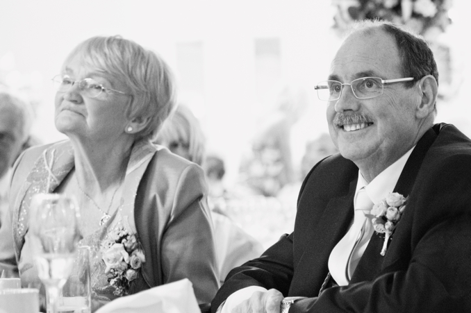 proud father of the bride smiles photo by STUDIO 1208