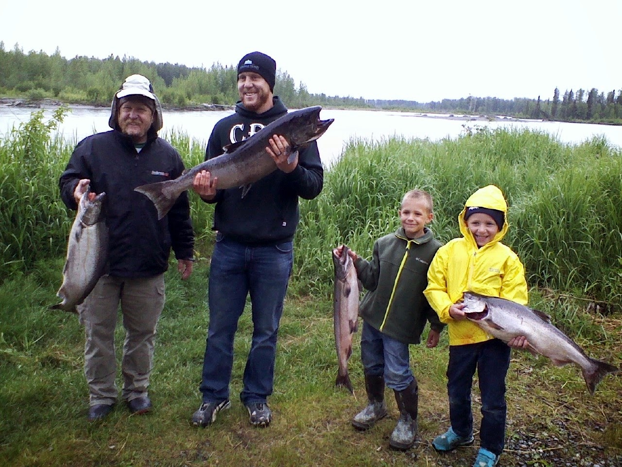 fish on 2014 alaska fishing report alaska fishing