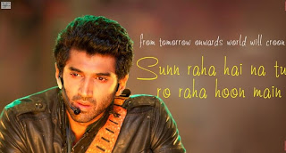 Sunn Raha Hai Na Tu Aashiqui 2 Full Song With Lyrics | Aditya Roy Kapur,