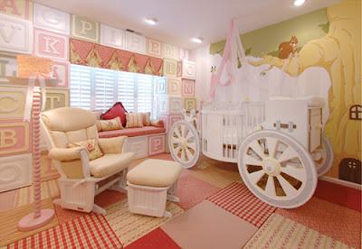 farkli+tasarim+bebek+odasi+takimi Hoşgeldin Bebek Odası