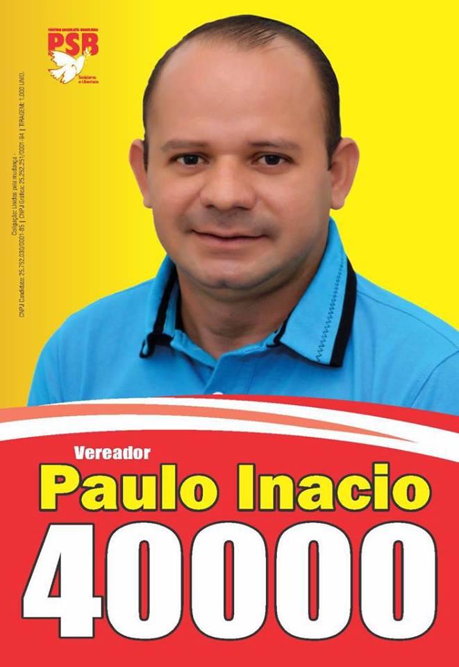 Paulo Inácio - vereador