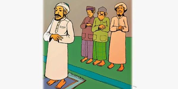 bacaan doa iftitah nu muhammadiyah lengkap arab, latin dan artinya