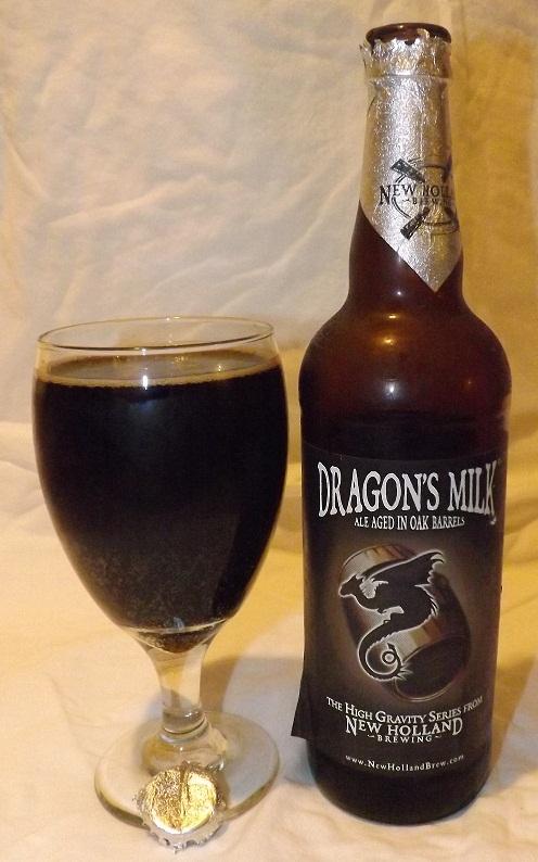 Dragon Drinking Chocolate Milk