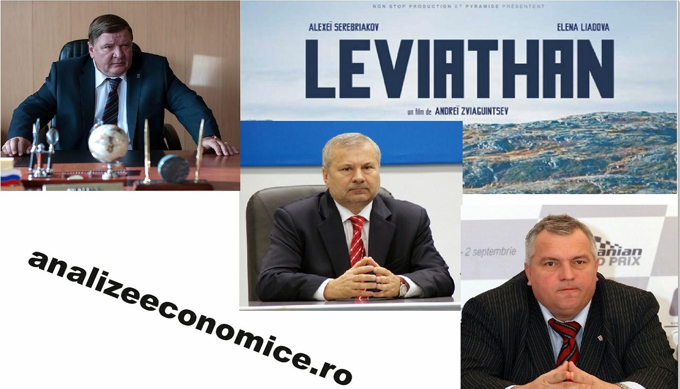 Leviathan - un film cu baroni locali