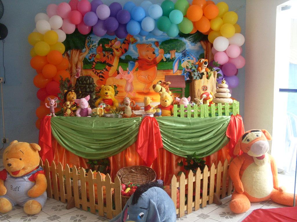 decoracao festa ursinho pooh ? Doitri.com