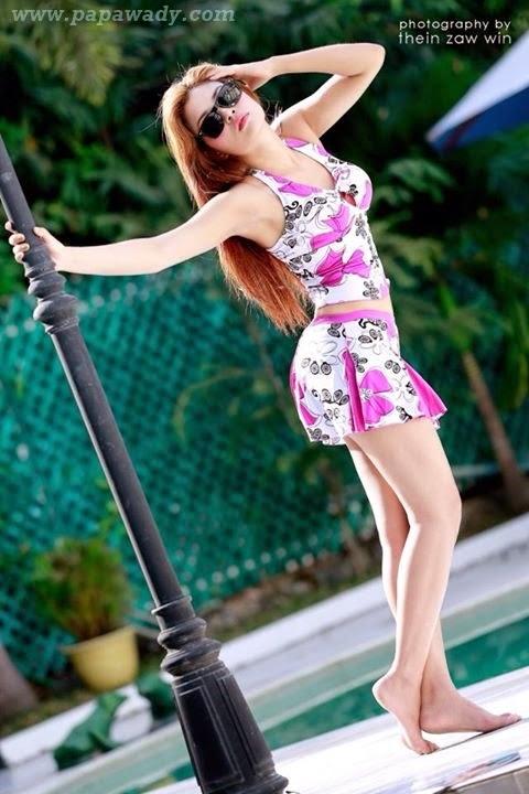 Marina - Swimming Suit Fashion