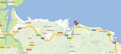 Restaurante-Asador-Erillo-Mapa-Islares-Cantabria