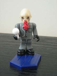 Character Building Doctor Who Microfigures Series 3 Ood 02