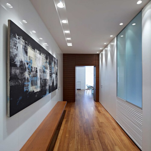 casas minimalistas y modernas cielorrasos e iluminacion