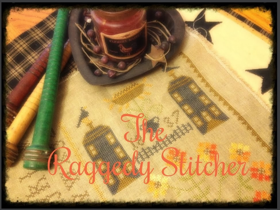 The Raggedy Stitcher