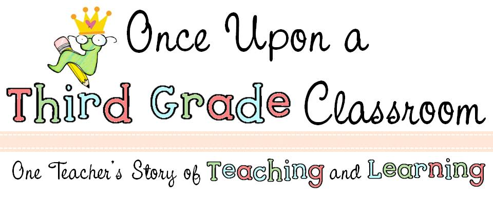 Once Upon a Third Grade Classroom