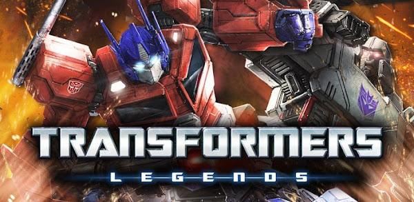Transformers en el móvil aplicacion para Android