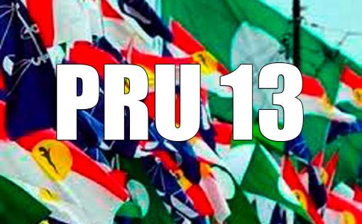 Pengundian PRU 13 Hari Ahad 5 Mei 2013