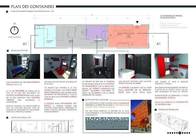 Book design d 39 espace exercice am nagement de logement - Amenagement snack ...