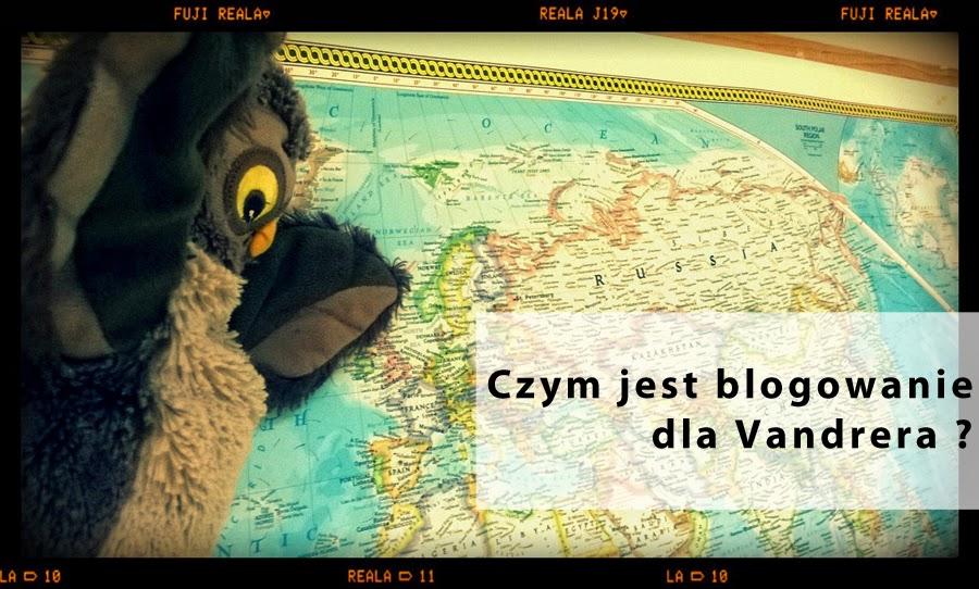 blogowanie i mapa świata