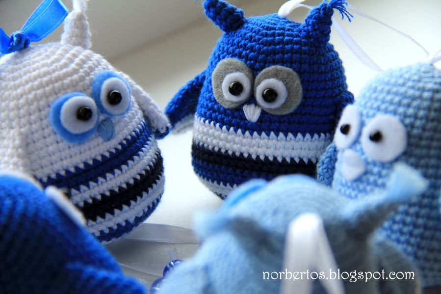Crochet birds free pattern Sweet crocheting time