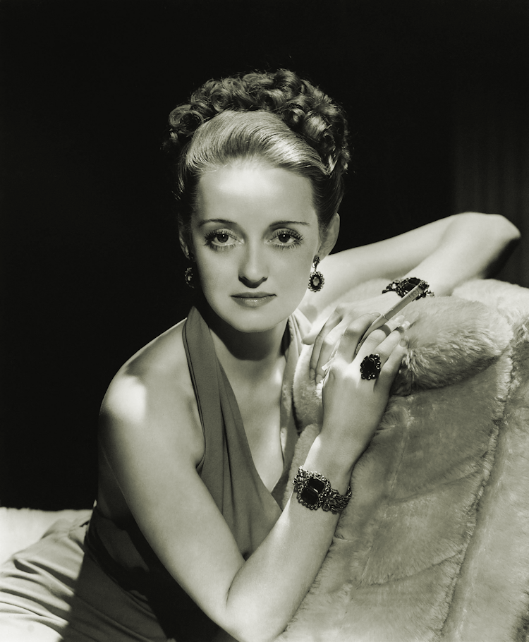 gods and foolish grandeur bette davis two sittings by