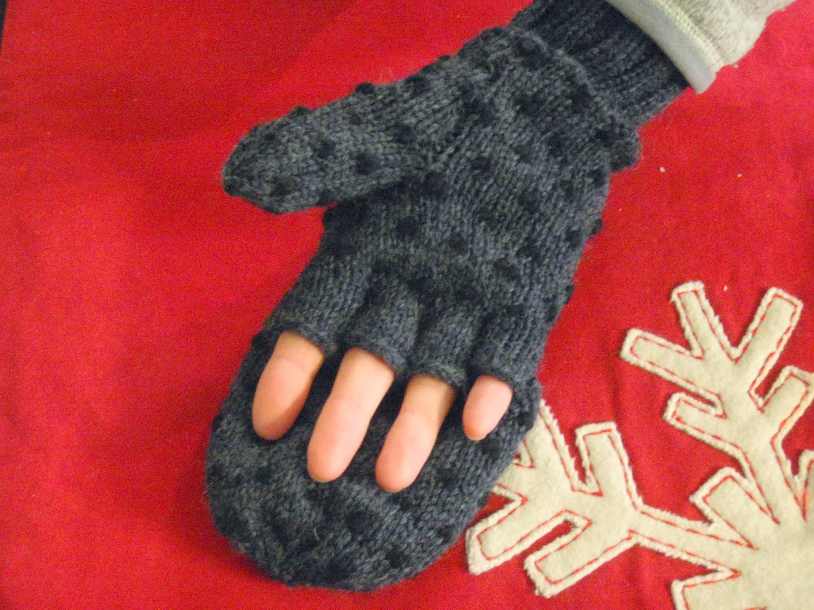 Autumn Hill Llamas & Fiber: Knitting Pattern #4: Convertible ...