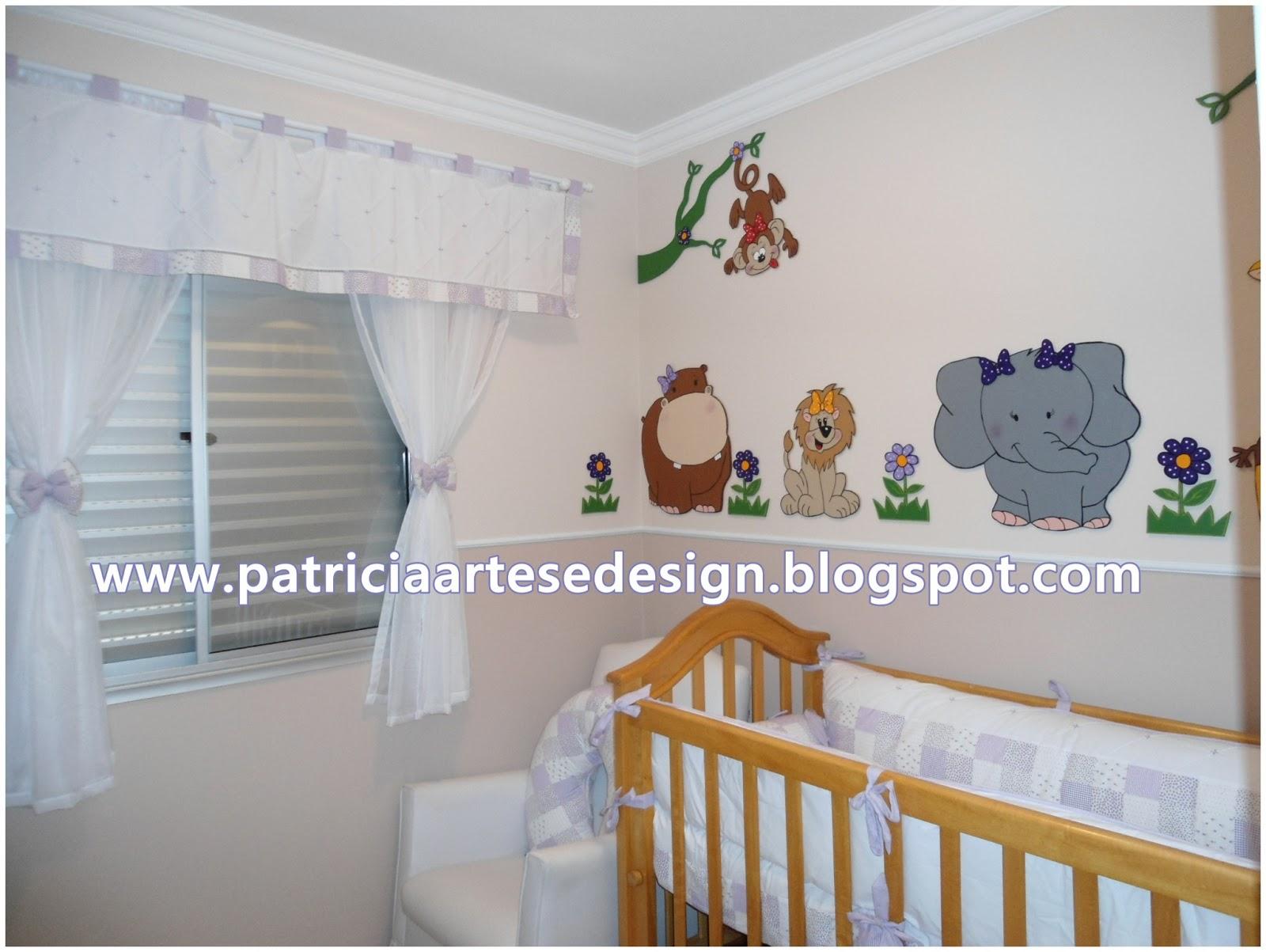 20170301023432_decoracao De Quarto Infantil Safari Beigit Com ~ Quarto Bebe Masculino Moderno E Quarto De Menina Desenho