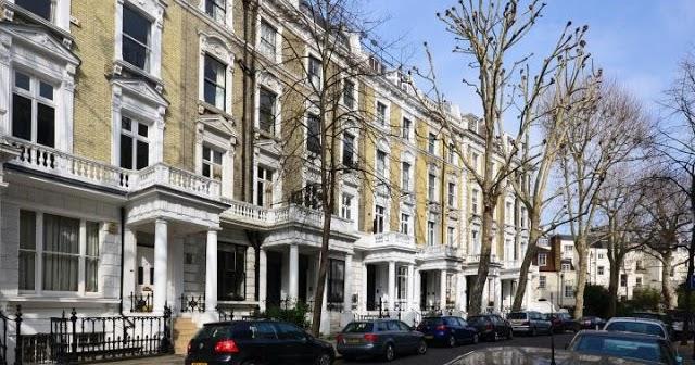 Mgc dise o de interiores apartamento en londres - Apartamento en londres ...