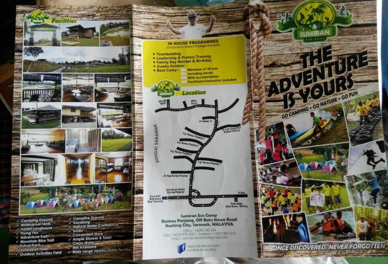 Travelholic Back To Nature Sumiran Eco Camp Kuching