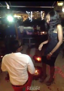 dbanj younger sister engaged