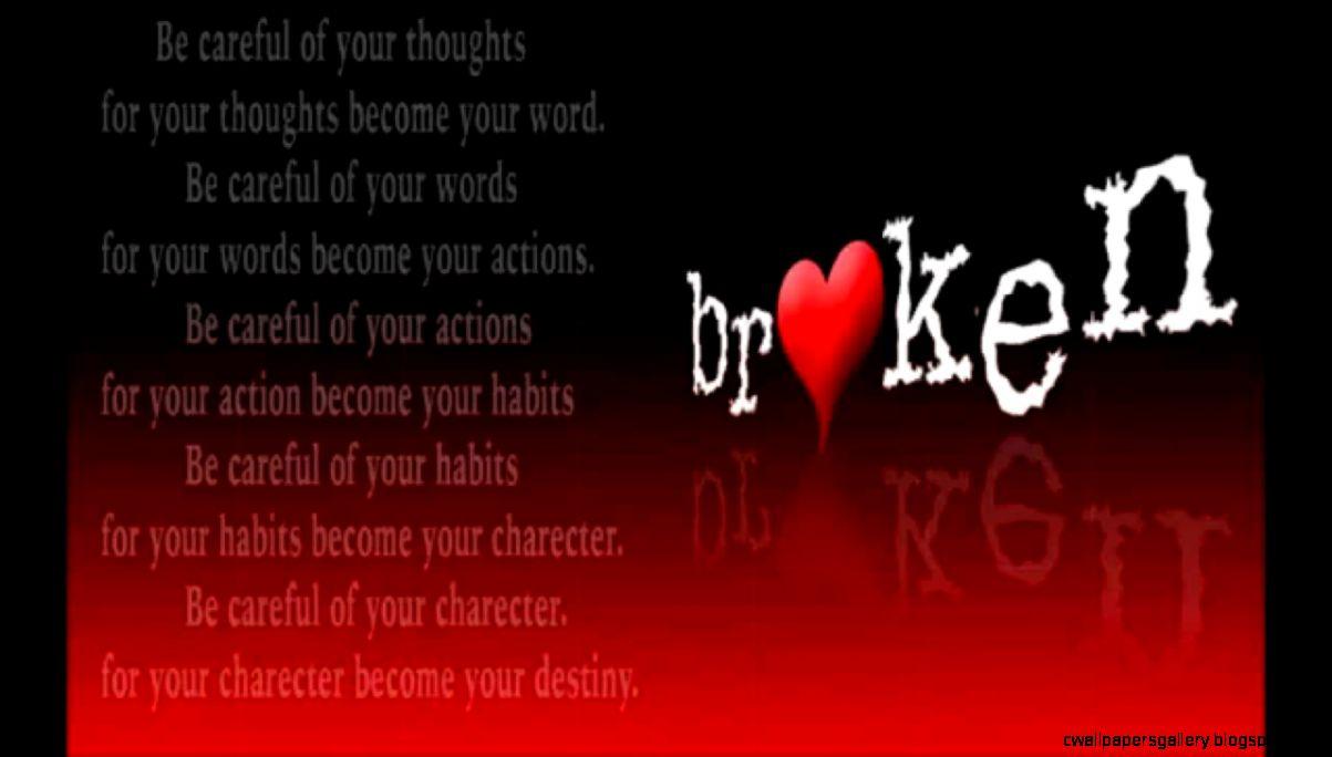 Broken Heart   A Best Sad Love Poem for him Poetry   YouTube