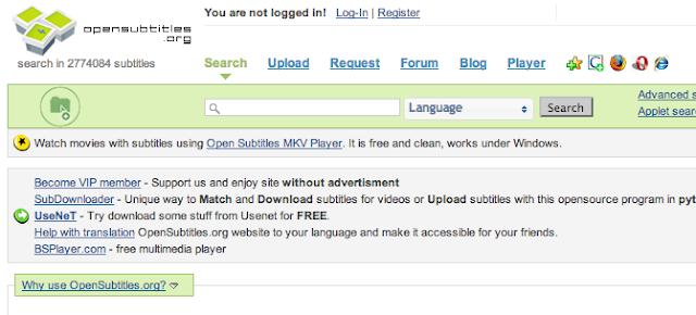 افضل مواقع تحميل ترجمة الافلام والمسلسلات الاجنبية