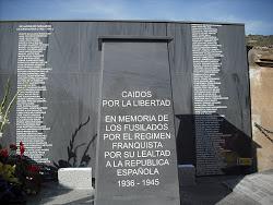 Lugares de la Memoria Democrática: Cementerio de los Remedios, en Cartagena