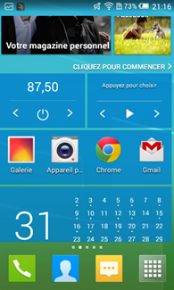 alcatel onetouch pop s3 widgets