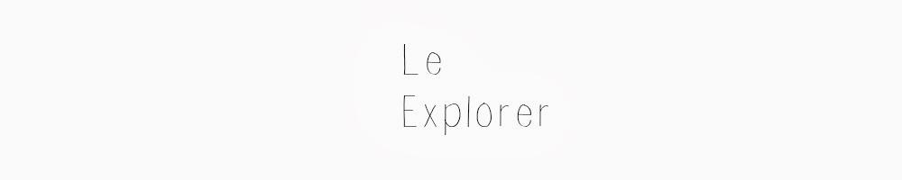 Le Explorer