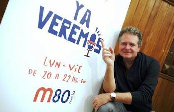JUAN LUIS CANO REGRESA A LA RADIO (M80)
