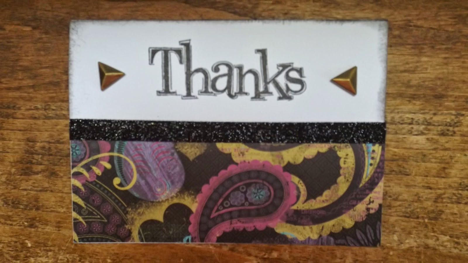 CTMH Laughing Lola Thank You Cards