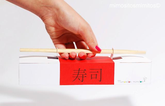 sushi pack amigurumi diy handmade crochet ganchillo házlo tú mismo manualidades japón japan patrones patrón kit de amigurumi